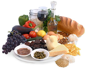 Mediterranean Diet and Brain Health